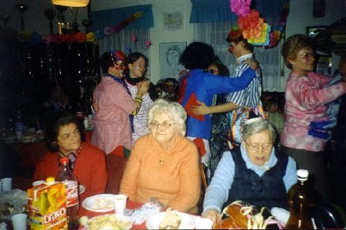 Festa in sede